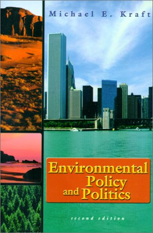 9780321042569: Environmental Policy and Politics (2nd Edition)