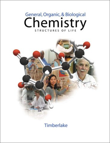 9780321042835: General, Organic, and Biological Chemistry (With CD-ROM)