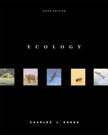 9780321042897: Ecology: The Experimental Analysis of Distribution and Abundance