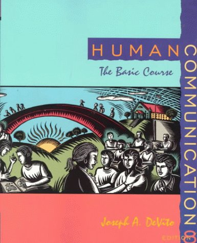 9780321044204: Human Communication: The Basic Course (8th Edition)