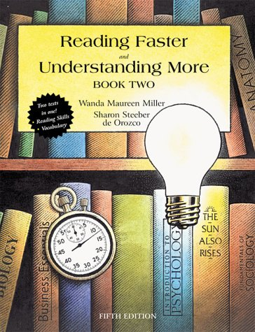 9780321045874: Reading Faster and Understanding More, Book 2 (5th Edition)