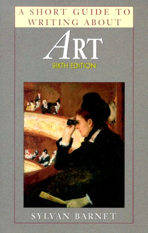 9780321046055: A Short Guide to Writing About Art (The Short Guide Series)