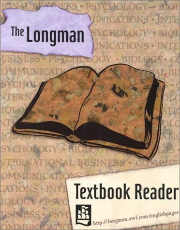 Longman Textbook Reader: For Efficient and Flexible: Incorp Addison-Wesley Longman