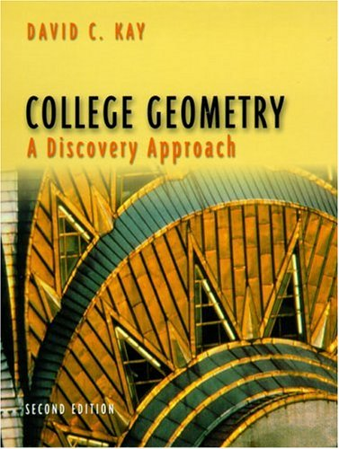 9780321046246: College Geometry: A Discovery Approach (Alternative Etext Formats)