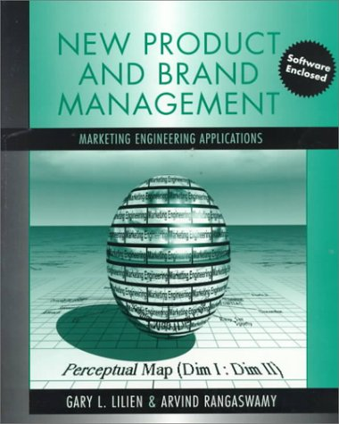 9780321046437: New Product and Brand Management: Marketing Engineering Applications