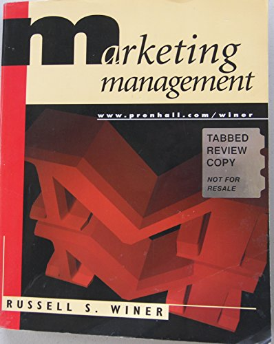 9780321046567: Marketing Management