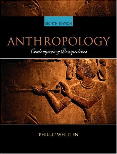 9780321047045: Anthropology: Contemporary Perspectives (8th Edition)