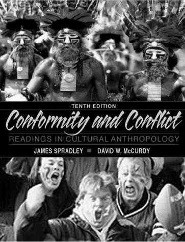 9780321047069: Conformity and Conflict: Readings in Cultural Anthropology (10th Edition)