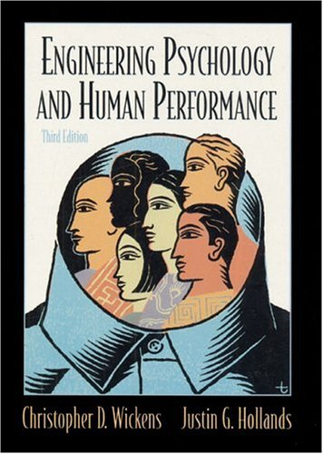 9780321047113: Engineering Psychology and Human Performance