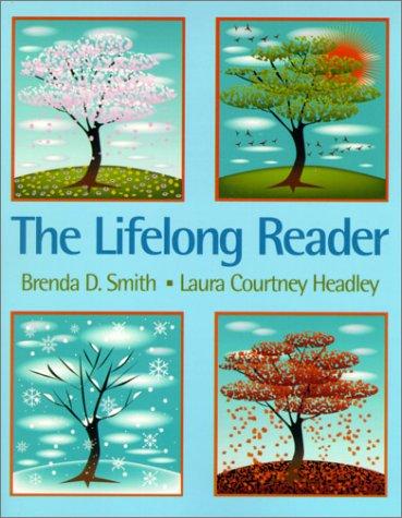 The Lifelong Reader: Benda D. Smith;