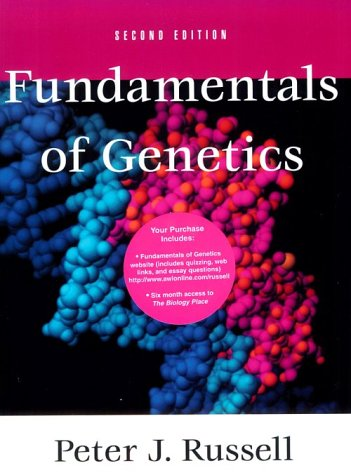 9780321048684: Fundamentals of Genetics (2nd Edition)