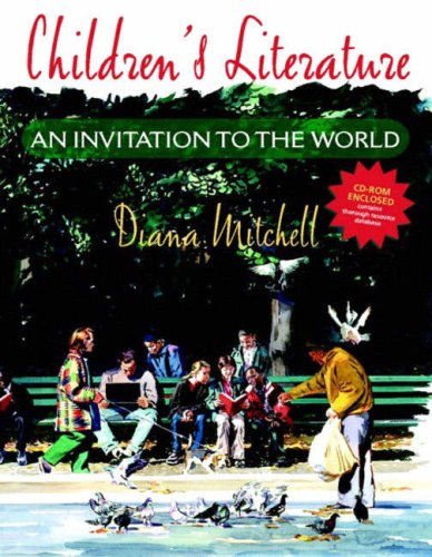 9780321049155: Children's Literature: An Invitation to the World (with Children's Literature Database CD-ROM, Version 2.0)