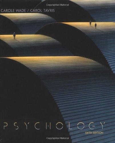 9780321049315: Psychology (6th Edition)