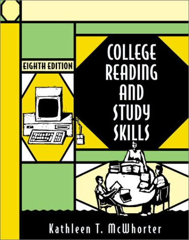 9780321049568: College Reading and Study Skills, 8th Edition