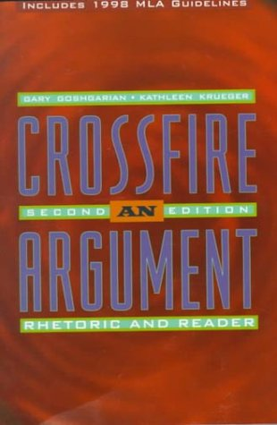 9780321049629: Crossfire: An Argument Rhetoric and Reader/With Mla Update