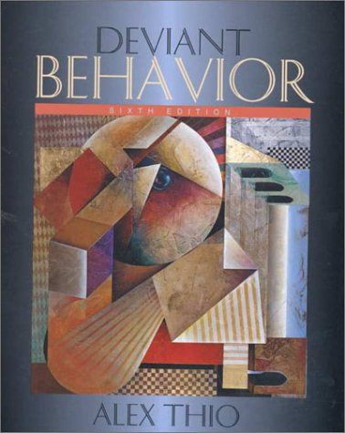 9780321050311: Deviant Behavior (6th Edition)