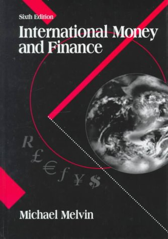 9780321050519: International Money and Finance (6th Edition)