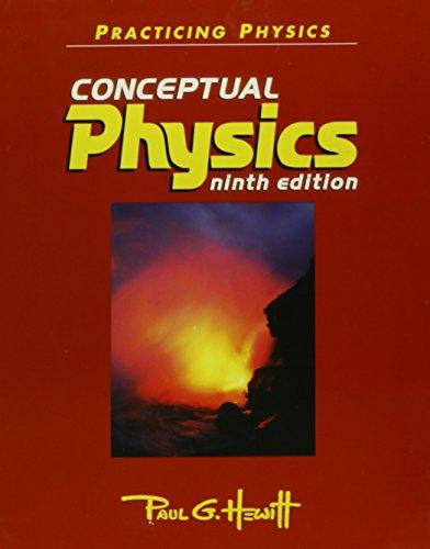 9780321051530: Practicing Physics Conceptual Physics Ninth Edition