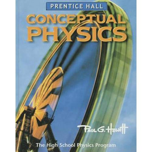 9780321051608: Conceptual Physics, Media Update with Practicing Physics and Media Worksheets