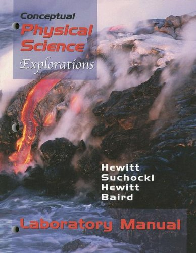 9780321051837: Conceptual Physical Science Explorations: Laboratory Manual