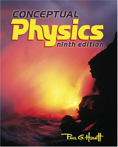 9780321052025: Conceptual Physics (9th edition)
