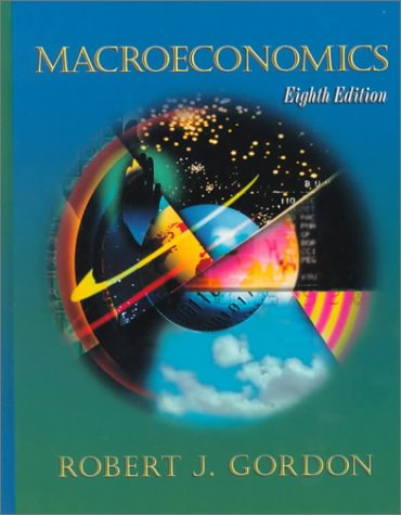 9780321052292: Macroeconomics (Web-enabled Edition) (8th Edition)