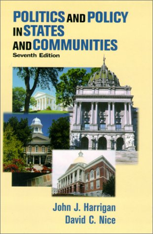 Politics and Policy in States and Communities: John J. Harrigan,