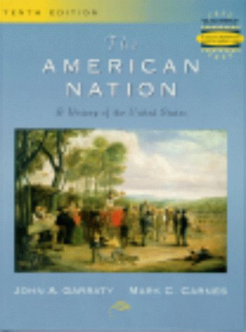9780321052872: The American Nation: A History of the United States (10th Edition)
