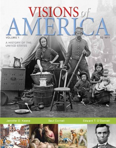 9780321053091: Visions of America: A History of the United States, Vol. 1: To 1877