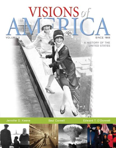 9780321053107: Visions of America: A History of the United States, Volume 2