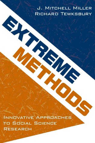 9780321054876: Extreme Methods: Innovative Approaches to Social Science Research