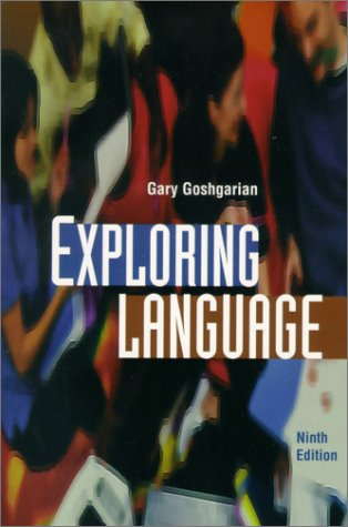 9780321055187: Exploring Language