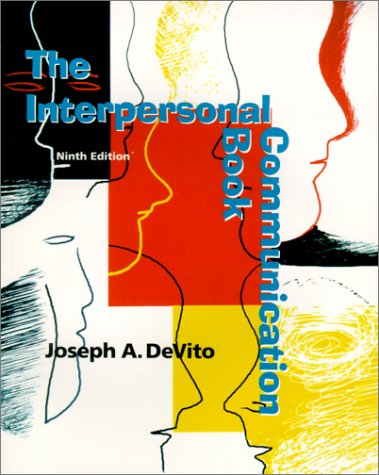 9780321055644: The Interpersonal Communication Book (9th Edition)