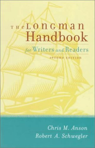 9780321058041: The Longman Handbook for Writers and Readers (2nd Edition)