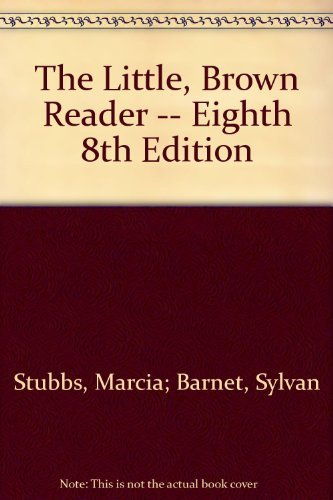 Teaching the Little, Brown Reader: Stubbs, Marcia; Barnet,