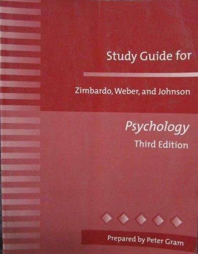9780321060518: Psychology