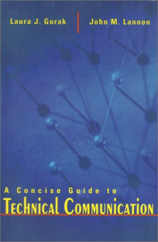 9780321061065: Concise Guide to Technical Communication, A