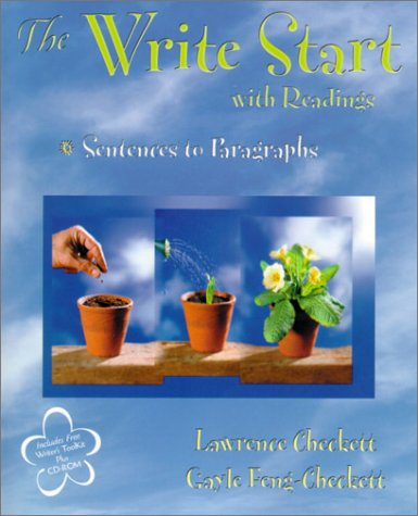 9780321061140: Write Start, The: Sentences to Paragraphs with CD-ROM