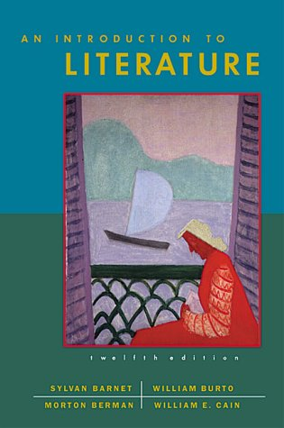 9780321061270: An Introduction to Literature, 12th Edition