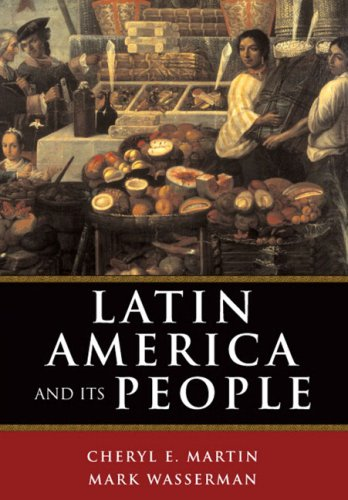 9780321061638: Latin America and Its People, Combined Volume