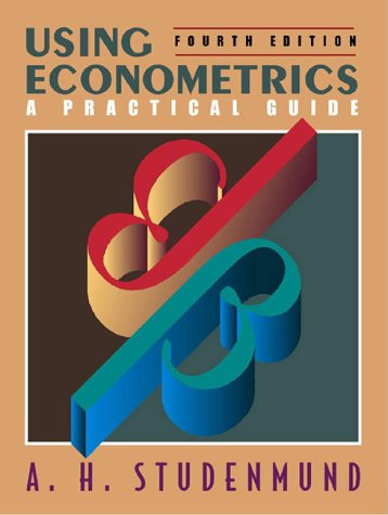 9780321064813: Using Econometrics: A Practical Guide (4th Edition)