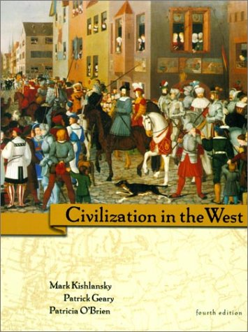 9780321066800: Civilization in the West