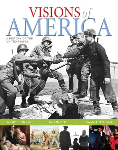 9780321066879: Visions of America: A History of the United States, Combined Volume