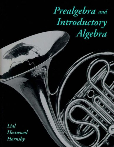 9780321067029: Prealgebra and Introductory Algebra