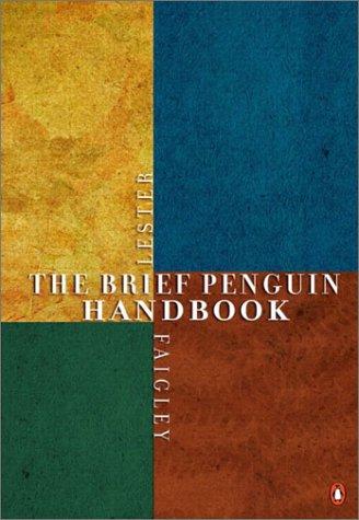 9780321067296: The Brief Penguin Handbook