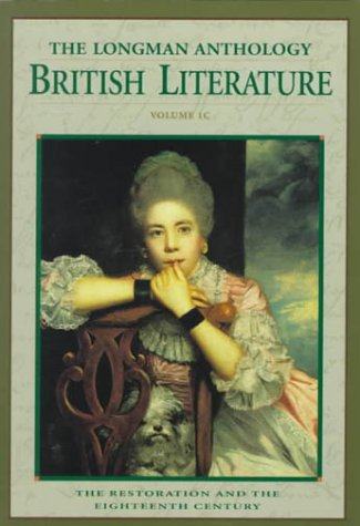 The Longman Anthology of British Literature (The: David Damrosch, Peter