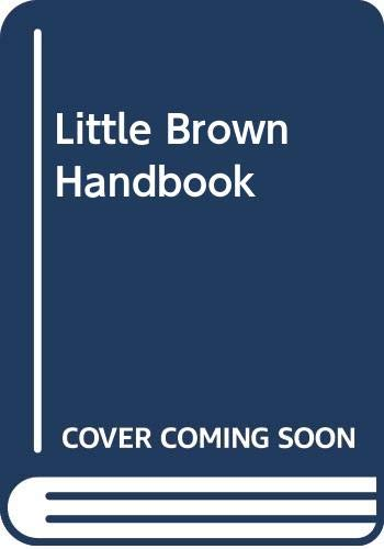 9780321067685: The Little, Brown Handbook, Instructor's Annotated Edition
