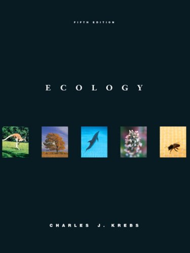 9780321068798: Ecology: The Experimental Analysis of Distribution and Abundance: Hands-On Field Package (5th Edition)