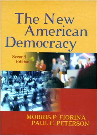 9780321070586: The New American Democracy With Access Code