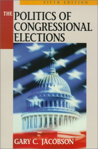 9780321070692: The Politics of Congressional Elections (5th Edition)